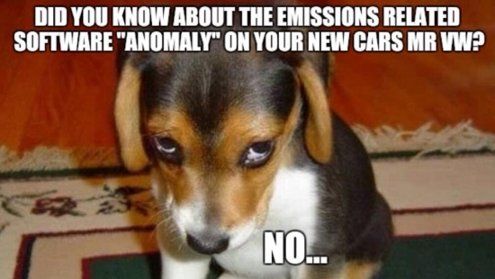 Did you know about the emissions related software Anomaly