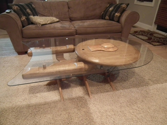 Enterprise Coffee Table