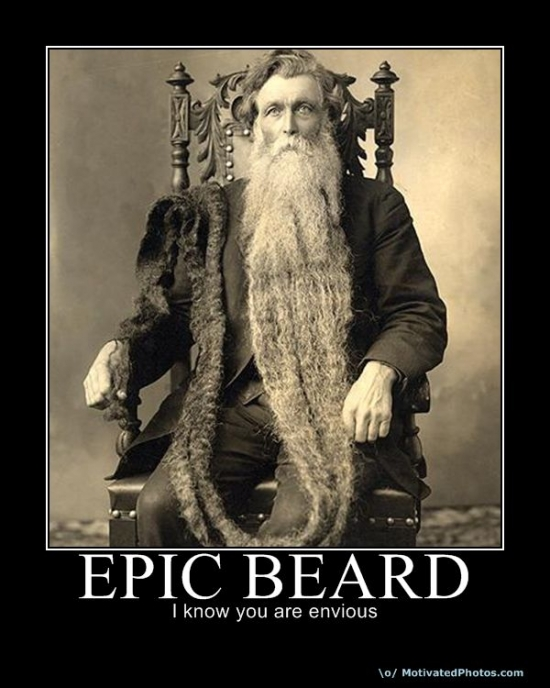 Epic Beard is Epic