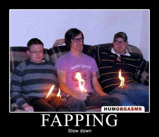 Fapping Slow Down2