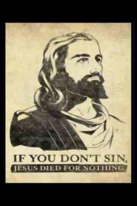 If you dont sin