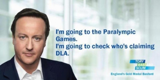 Im Going To The Paralympic Games