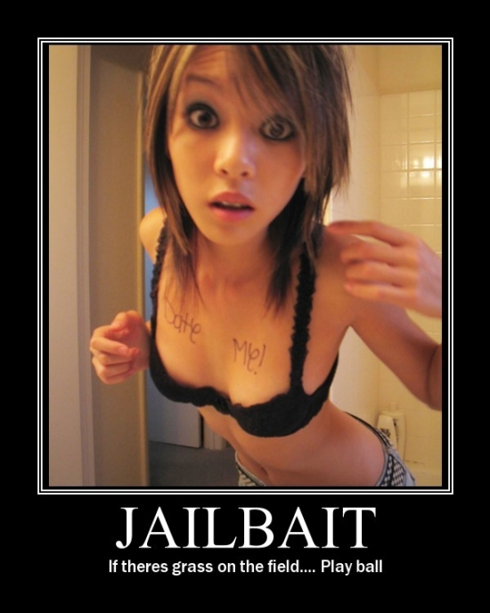 Jailbait Of there is a field...2