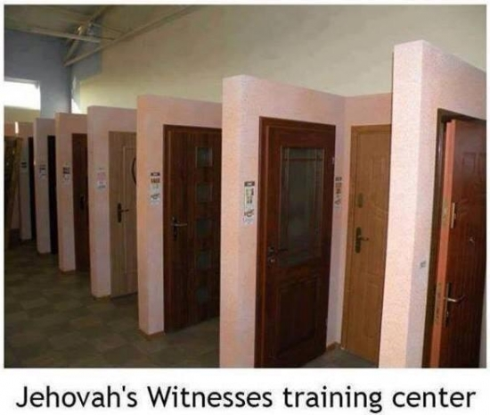 Jehovahs Witnesses training center