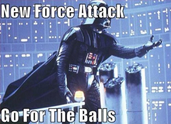 New Force Attack