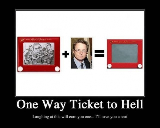 One Way Ticket To Hell