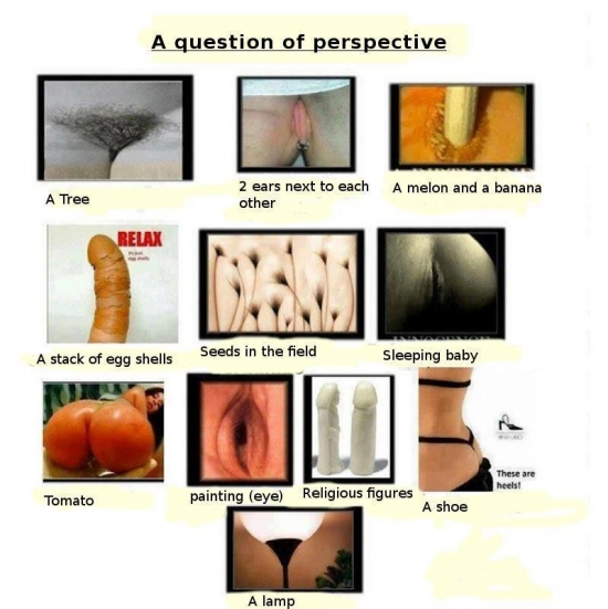 Perverse perspective