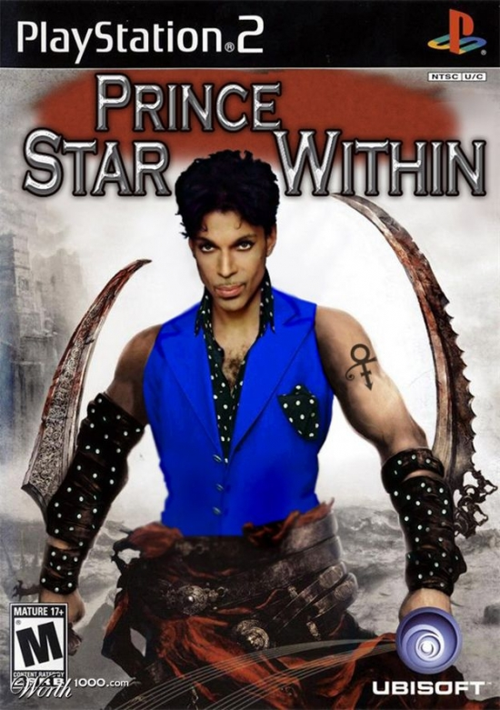 Prince Star Within