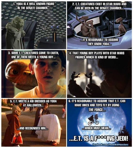 Proof ET is a Jedi