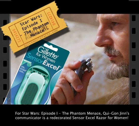 Qui Gon Jinns communicator