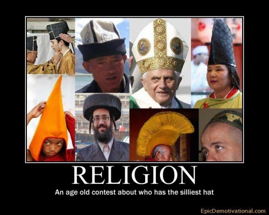 Religion an age olf contest