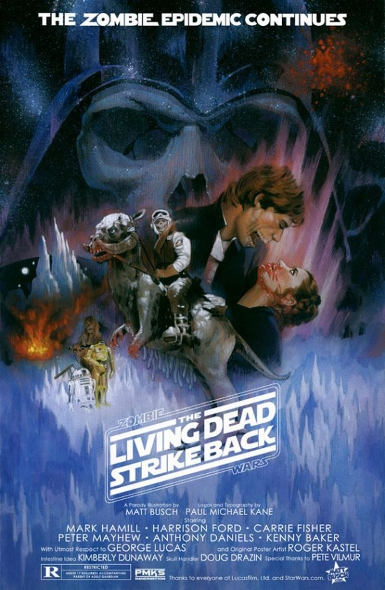 Star Wars EP5 The Living Dead Strike Back