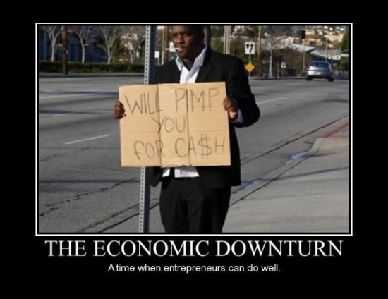 The Economic Downturn2