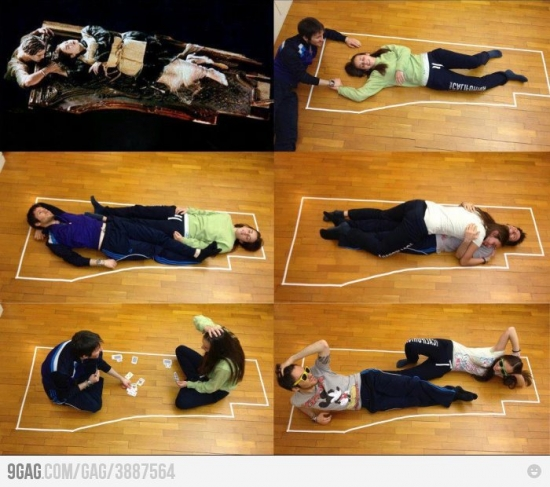 Titanic Well we all thought it