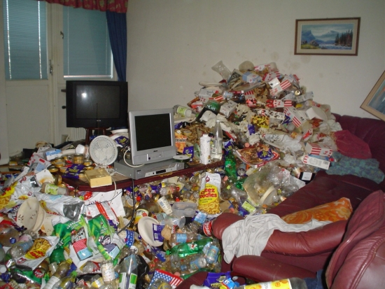 Typical Gamers Room