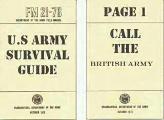 US Army Survival Guide