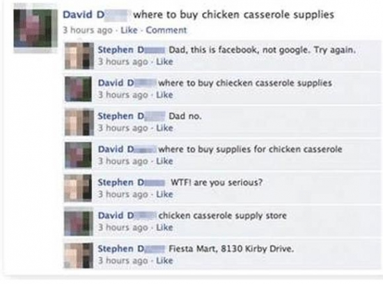 Where to buy Chicken Casserole Suppiles