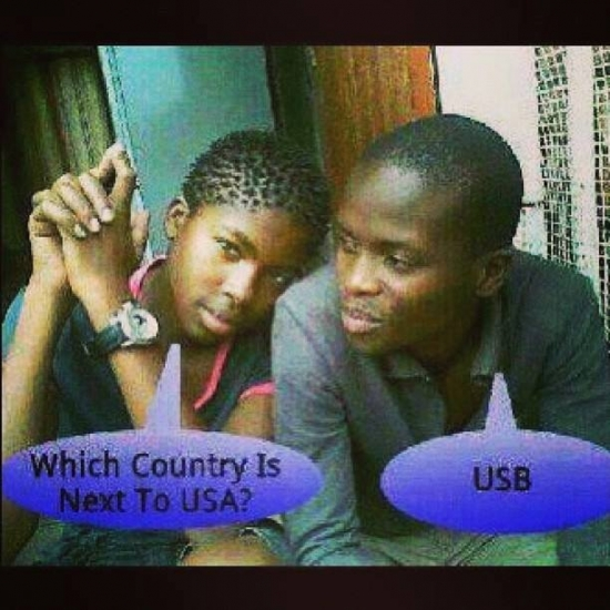 Which country is next to USA
