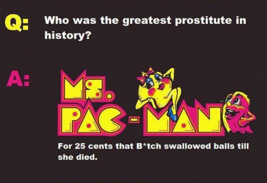 Who was the greatest prostitute in history