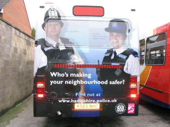 Whos Making your Neighbourhood Safer When you see it