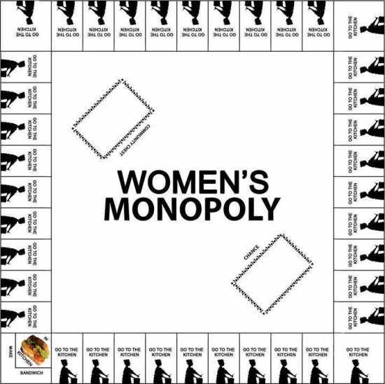 Womens Monopoly