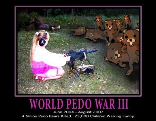World Pedo War III