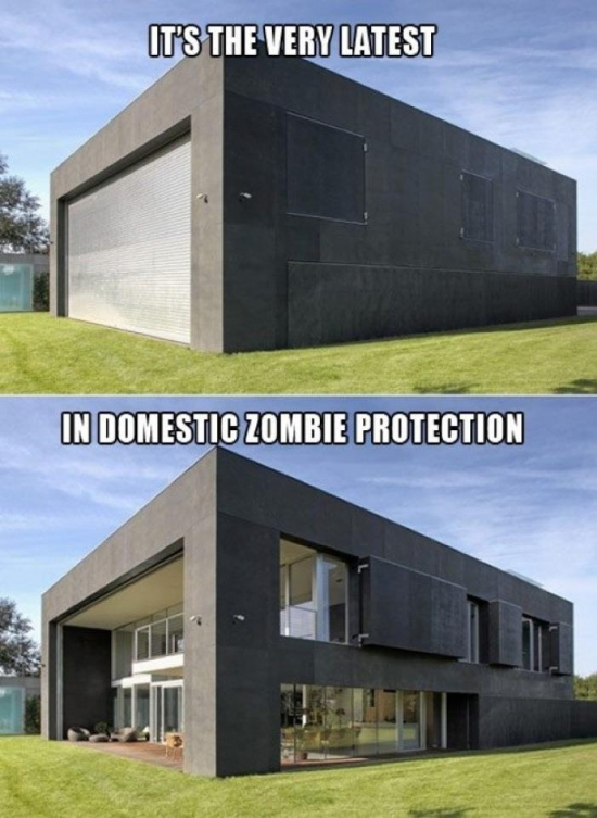 Zombie Protection
