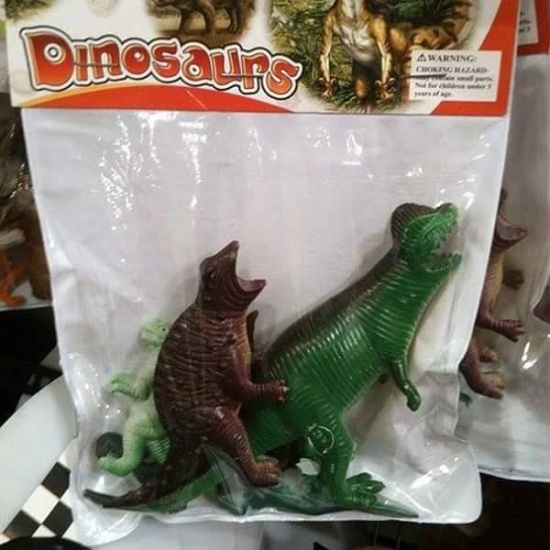 dinosaurs getting cosy