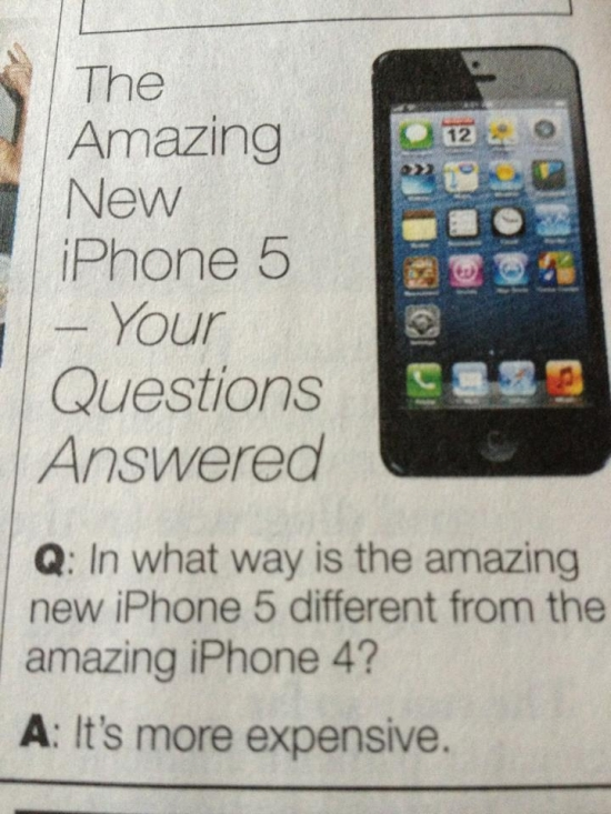 iPhone 5 Explained