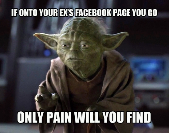 only pain you will find