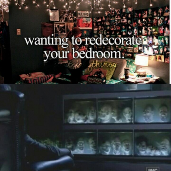 wanting to redecorate your bedroom