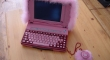 A girly laptop