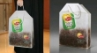 Bag as a tea bag