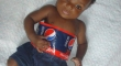 Pepsi Baby and cute size