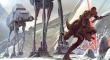 Ralph McQuarrie AT AT on Hoth