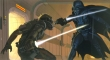 Ralph McQuarrie Darth Vader vs Luke Skywalker
