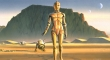 Ralph McQuarrie R2D2 and C3P0