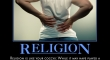 Religion is like your coccyx2