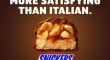 Snickers advert