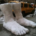 2 Feet of Snow