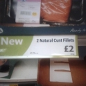 2 Natural cunt fillets