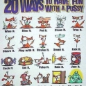 20 Ways To Have Fun With A Pussy