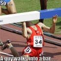 A Guy Walks Into A Bar