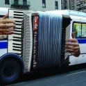 Accordion Bus