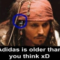 Adidas is older than you think