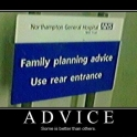 Advice Some if better than others2