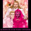 Alternate Star Wars Universe