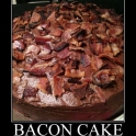 Bacon Cake Who needs sex2