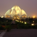 Bah House of Worship a.k.a Lotus Temple Delhi India