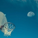 Basket Moon Ball